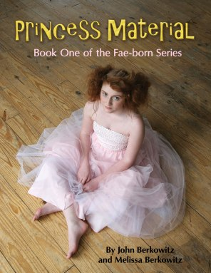Princess Material Cover 1